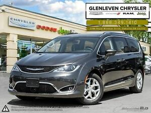 2017 Chrysler Pacifica BRAND NEW, TOURING L PLUS, DVD