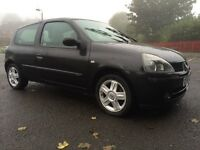 Lovely and clean Clio for sale