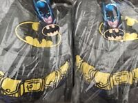Batman fleece onesies adult size L x10 ideal stag party wear