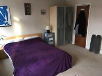 Large furnished double room in centre of Taunton
