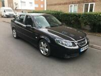 2008/08 SAAB 9-5 2.3 T AERO AUTOMATIC LEATHERS 260 BHP YEARS MOT FSH