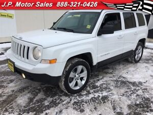 2014 Jeep Patriot North Edition, Auto, 4x4, Only 79, 000km