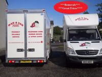 . Man And Van .Dundee, Top Rated . in the UK.Removals Companies. (Great Prices.)