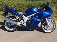 Suzuki Sv650s New Mot