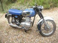 AJS CSR14 motorcycle
