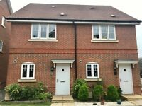 New Build 2 Bedroom Semi Detached House - Available 01st July 2018
