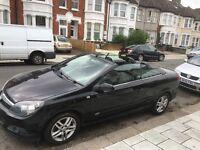 Vauxhall Astra Twin Top 1,9cdti sport