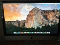 """iMac 27"""" LED Core i5 3.4 GHZ - 1 TB"""