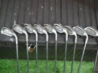 Ping eye 2 golf irons men's right hand 3-sw