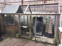 Duck/chicken / kennel run