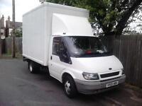 removal/ man & van service