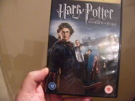 Harry Potter And The Goblet Of Fire (2 Disc Edition) DVD