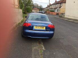 Audi A4 sline 2007