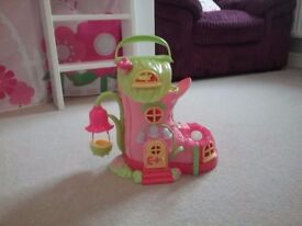 ELC Happyland Fairyland Bluebell Boot. Very good condition.