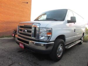 2013 Ford Econoline Commercial/Recreational