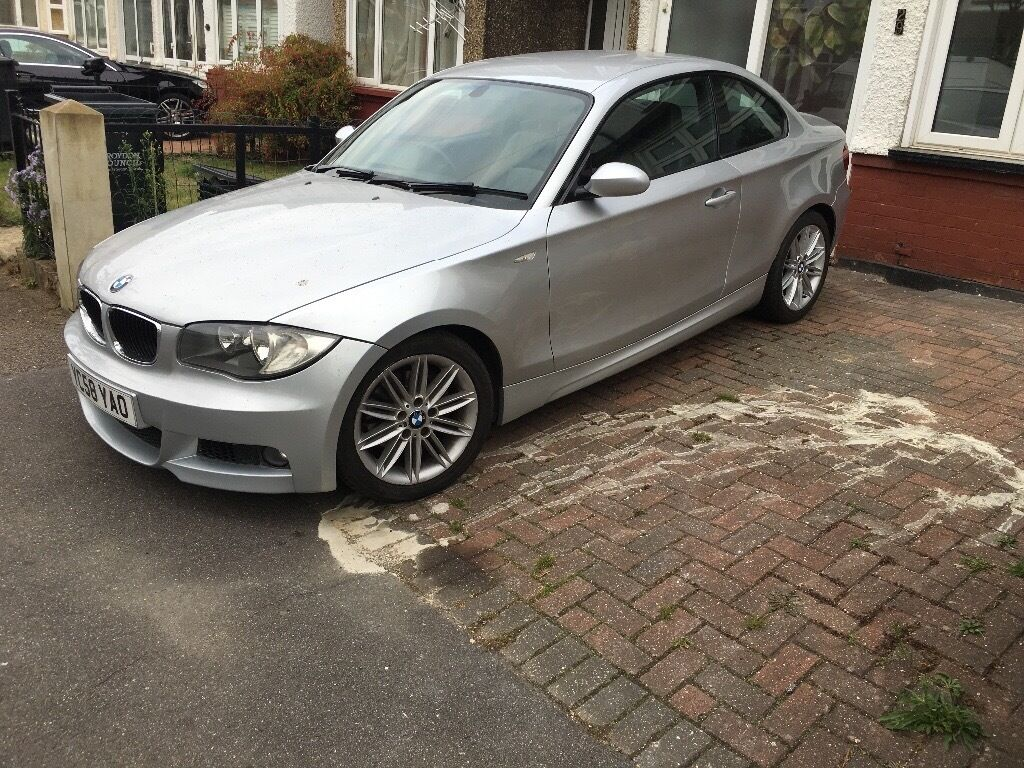2009 bmw 120d coupe m sport diesel px for 1 series 116 120 a5 ml audi tt in croydon. Black Bedroom Furniture Sets. Home Design Ideas