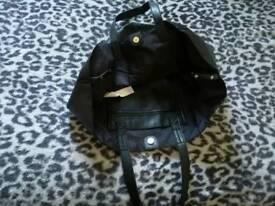 Pull & Bear Black Bag