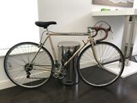 Road bike, Peugeot Carbolite 103 vintage road bike