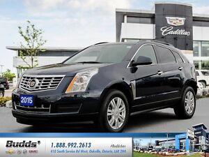 2015 Cadillac SRX 0.9% for up to 24 months O.A.C