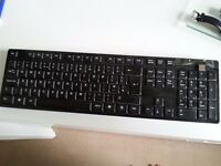 Argos wireless keyboard