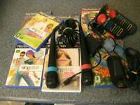 ****PLAYSTATION 2 *** GAME BUNDLE x3 ALL AS SHOWN FOR £10