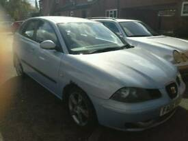 Seat ibiza FR 1.9 tdi spairs or repairs