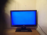 "Toshiba Regza 37"" Widescreen 1080p, Full HD LCD TV With Stand"