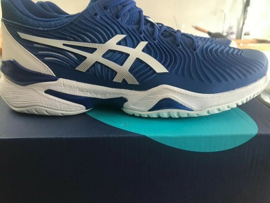 e1bfd31a Asics Mens Court FF Novak UK 6.5 Tennis Shoes | in Exmouth, Devon | Gumtree