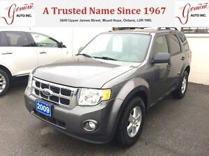 2009 Ford Escape XLT V6 Heated Leather
