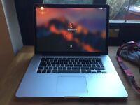 "MacBook Pro Retina 15"" 2012"