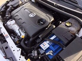 Vauxhall Astra auto tec Cat D 1 previous owner