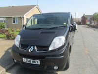 Campervan Renault Traffic DCI 115 Sport