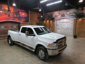 2012 Ram 3500 Custom Smoke Stack Laramie Dually