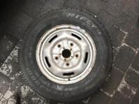 Ford Transit Wheel And Tyre