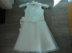 Flowergirl dress age 2