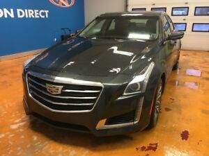 2016 Cadillac CTS 3.6L Luxury Collection AWD/ LEATHER/ PANO R...
