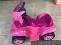 Girls car / motor not working only £20