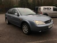 ford mondeo low milage