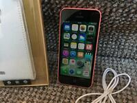 iPhone 5c pink 8gb EE network
