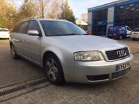 2003 - Audi A6 - Estate - 1.9 Desiel - Semi-Auto