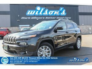 2014 Jeep Cherokee NORTH | NAVIGATION | REAR CAMERA | 8.4  TOUCH