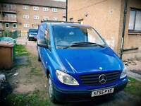 Mercedes vito 111 cdi for. Sale