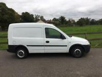 MID MONTH SALE 2011 Vauxhall Combo 1,3 litre diesel 4dr 1 owner FSH