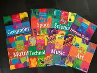 Children's OXford A-Z learning book set rrp 7.99 each ALL £5