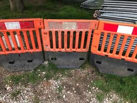 Strong wall barrier system chapter 8 road safety pedestrian barrier