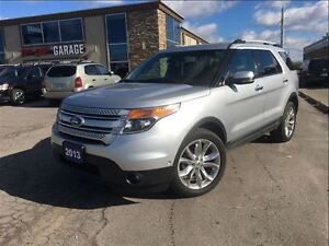 2013 Ford Explorer Limited 4WD LEATHER NAVIGATION PANA ROOF BACK