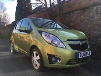 2011 Chevrolet Spark 1.2 Only 34k Miles 12 Months Mot 2 Keys £30 Road Tax
