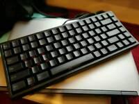 Noppoo choc mini 84 mechanic keyboard cherry switch