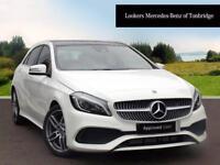 Mercedes-Benz A Class A 180 AMG LINE PREMIUM PLUS 2017-11-30
