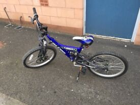 """KIDS """"FALCON-COMBACT"""" 20"""" BICYCLE"""